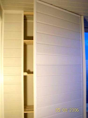 Как обшить дверь панелями пвх своими руками 77